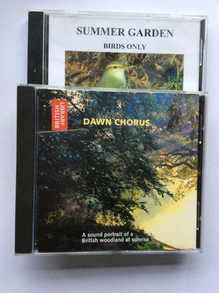 Dawn chorus cds