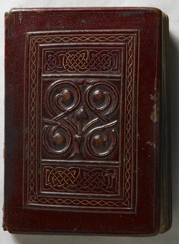Early Celtic Gospel of John.