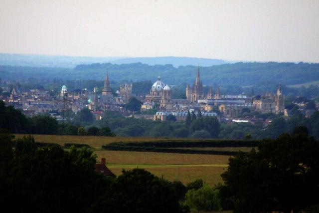 City of Dreaming Spires