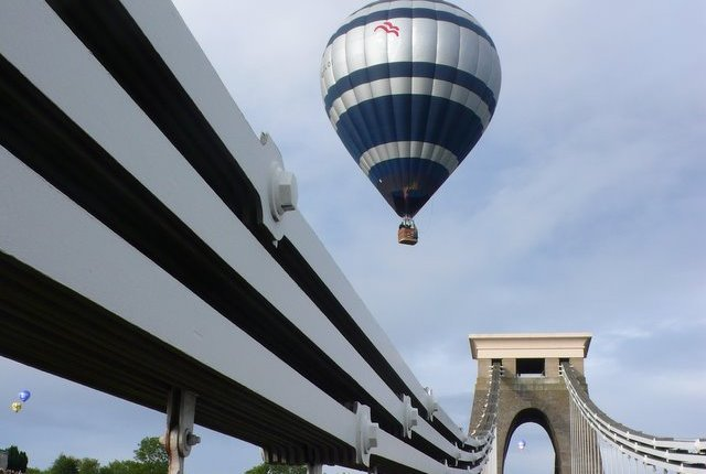Bristol – Balloon and Brunel