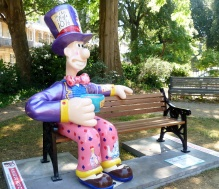 Mad Hatter- Wonderland Wallace- still waiting!