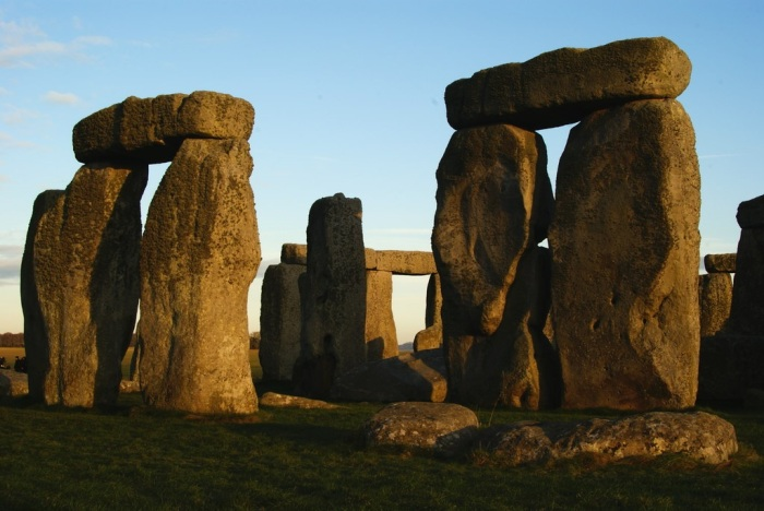 Stonehenge, Sarum and thatSpire