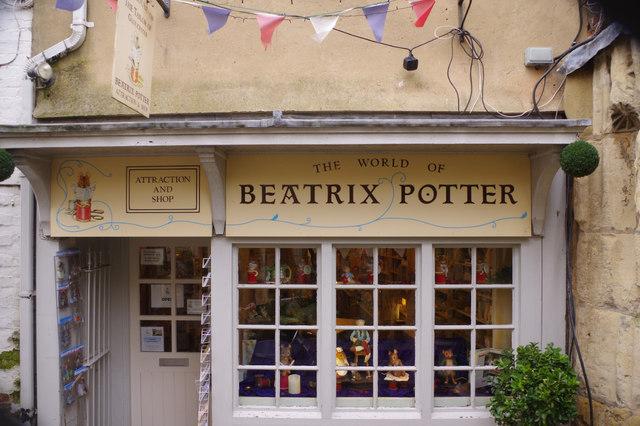 Beatrix Potter museum , Gloucester