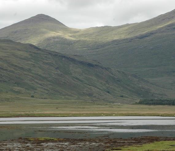 Scotland's isle of Mull