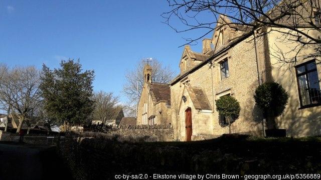 Cotswold village