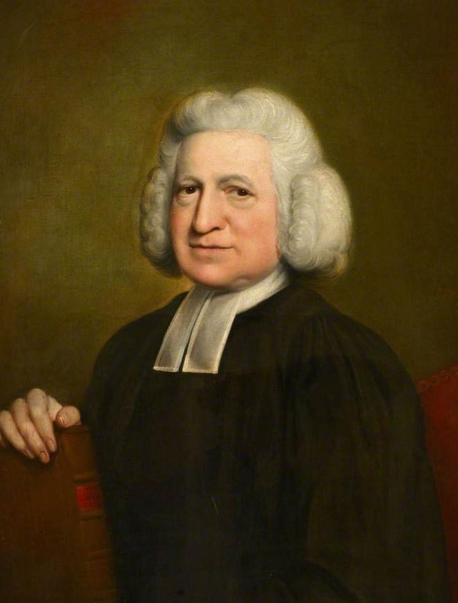 Charles Wesley portrait