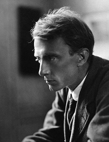 The poet Edward Thomas