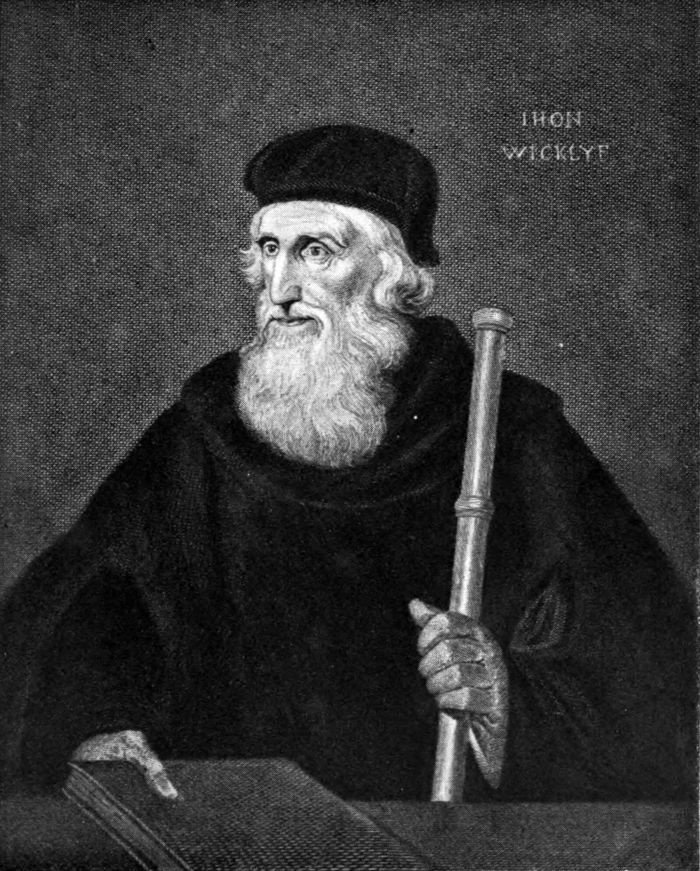Picture of John Wycliffe