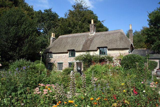 Thomas Hardy's cottage birthplace