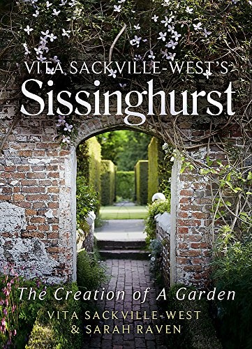 View through an archway into Sissinghurst Garden.